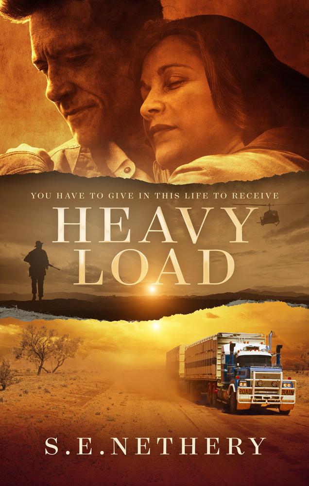 SE Nethery - Author of Heavy Load
